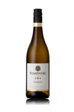 シモンシッヒ シャルドネ 2018 Simonsig Chardonnay 【南アフリカワイン】【白ワイン】