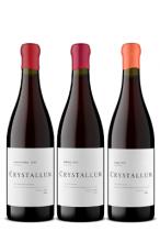 クリスタルム ピノノワール 3種セット Crystallum 2019 3Pinot Noirs 【お一人様1セットまで】(12/11以降の発送となります)