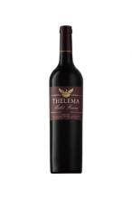 セレマ メルロ リザーヴ 2018 Thelema Merlot Reserve 【赤ワイン】【南アフリカワイン】