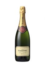 シモンシッヒ カープス ヴォンケル 2007 (バックヴィンテージ) Simonsig Kaapse Vonkel 【南アフリカワイン】【スパークリングワイン】