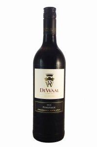 デヴォール ピノタージュDewaal Pinotage【南アフリカ】【赤ワイン】【2012年】
