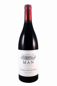 マン リザーブ シラー&ムールヴェードル 2014 Man Reserve Syrah Mourvedre【南アフリカワイン】【赤ワイン】