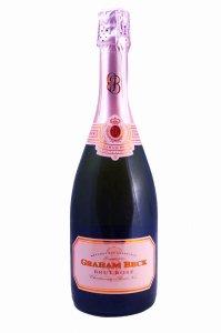 グラハムベック ブリュット ロゼ Graham Beck Brut Rose 【南アフリカワイン】【スパークリング】