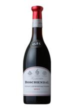 ボッシェンダル シラーズ カベルネソーヴィニヨン 2015【南アフリカワイン】【赤ワイン】