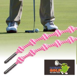 キャタピーゴルフ 60cm ピンクスパイラル