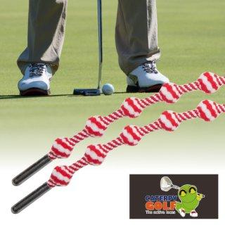 キャタピーゴルフ 60cm レッドスパイラル