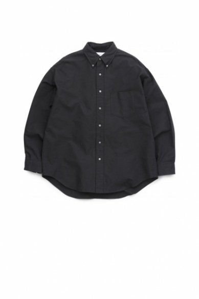 Graphpaper<br>Oxford L/S B.D Box Shirt