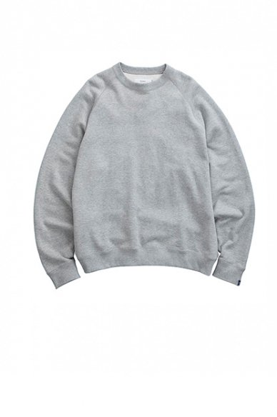 LOOPWHEELER for Graphpaper<br>RAGLAN SWEAT