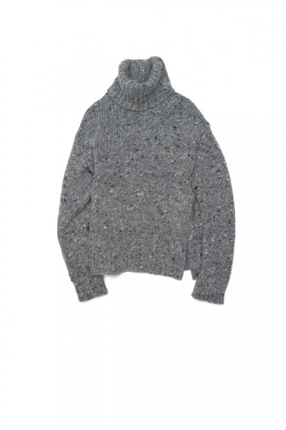 JOHNLAWRENCESULLIVAN<br>Low Gauge Turtle Neck Knit