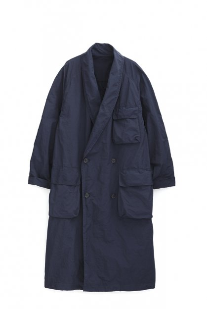 Graphpaper<br>Pe/Ny Shawl Collar Shop Coat
