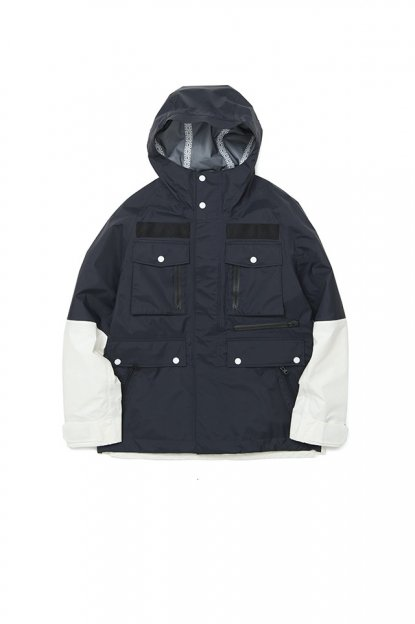 White Mountaineering<br>SAITOS TAFFETA 3L LUGGAGE MOUNTAIN PARKA