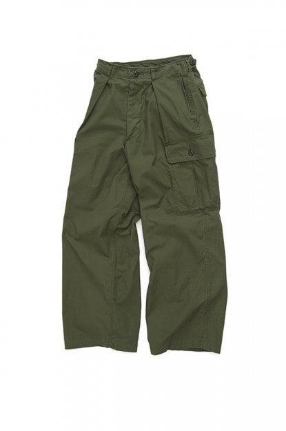 MARKAWARE<br>WIDE FATIGUE PANTS