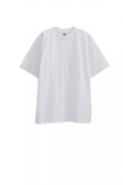 Graphpaper<br>Crew Neck Pocket Tee