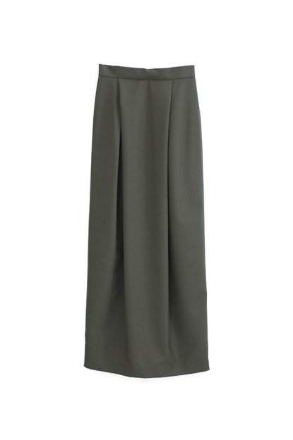 Graphpaper<br>Mohair Poplin Long Skirt