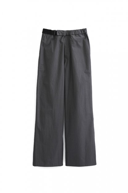 Graphpaper<br>Typewriter Original Wide Easy Slacks