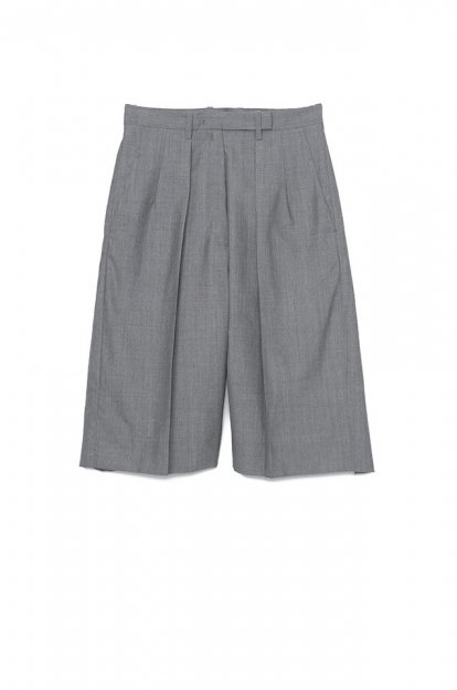 MAISON EUREKA<br>WIDE LEG SHORT SLACKS
