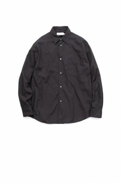 Graphpaper<br>Broad L/S Regular Collar Shirt