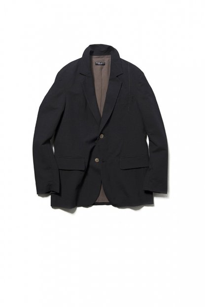 FRANK LEADER<br>FUNDAMENT LAUNDERED LINEN COTTON JACKET