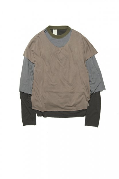 N.HOOLYWOOD<br>Layered L/S
