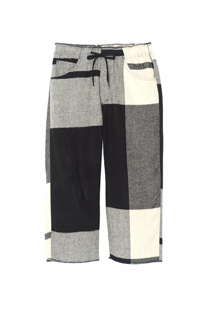 N.HOOLYWOOD<br>BIG CHECK EASY PANTS