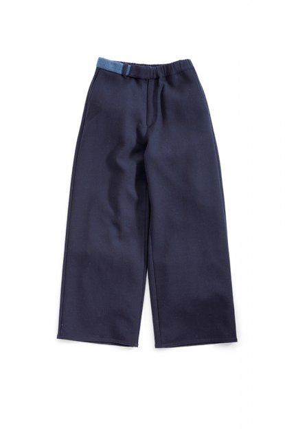 Graphpaper<br>Softwool Wide Cook Pant