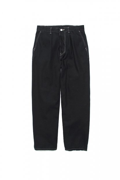 Graphpaper<br>Non Fade Denim Two Tuck Pant
