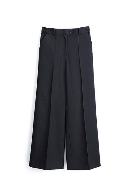 Graphpaper<br>Offscale Wool  Wide Pant