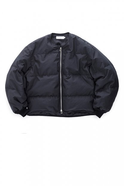 Graphpaper<br>NANGA for Graphpaper No Collar Down Jacket