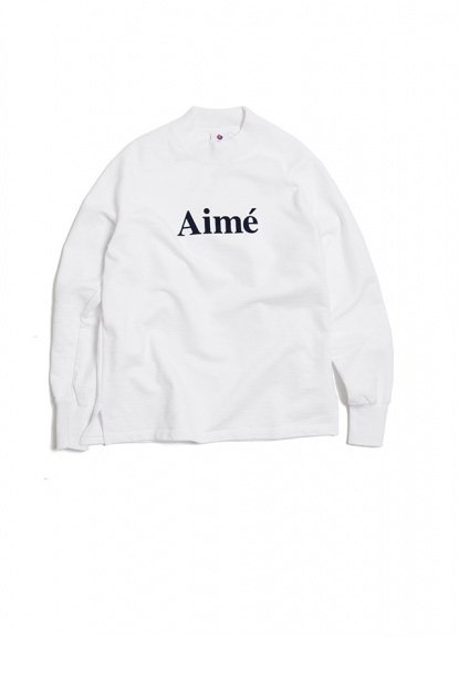 AIME LEON DORE<br>MOCKNECK  SWEATSHIRT DROP TWO
