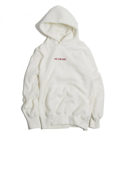 AIME LEON DORE<br>POLAR FLEECE KANGA HOODIE DROP THREE