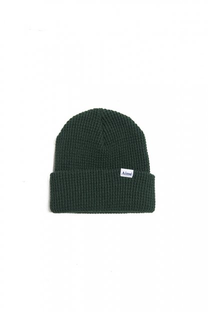 AIME LEON DORE<br>WAFFLE STITCH BEANIE DROP TWO