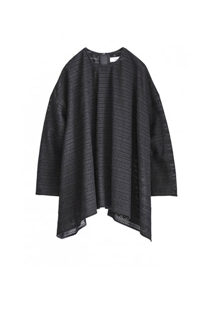 Graphpaper<br>Triangle Lace Pullover