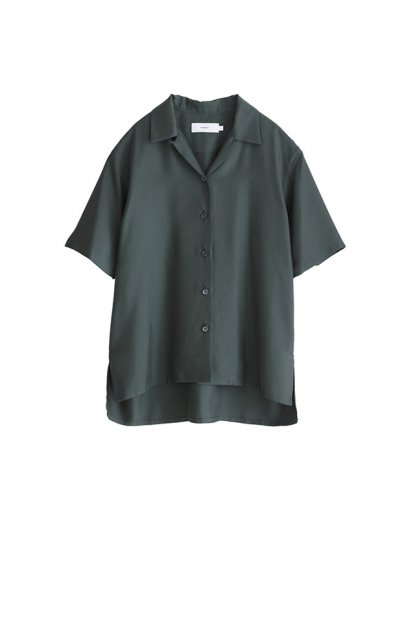 Graphpaper<br>Cupra Open-collar Shirt Women's