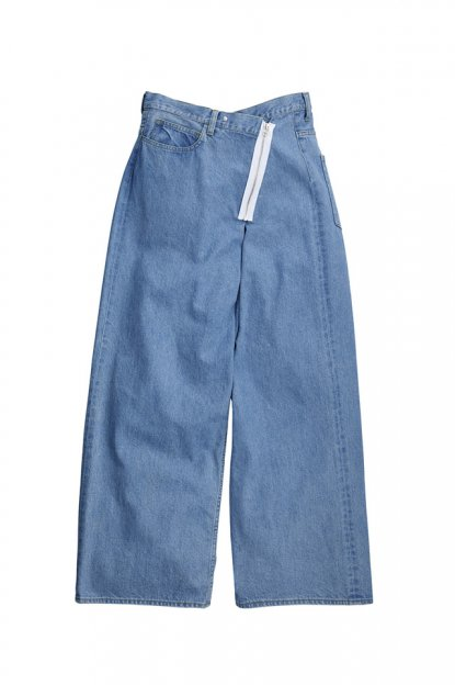 Graphpaper<br>Wrapped Denim Pant BL