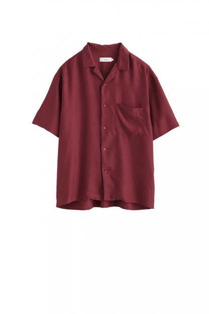 Graphpaper<br>Cupra Open-necked Shirt Men's