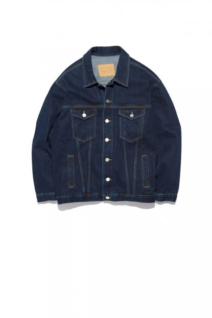 MARTINE ROSE<br>OVERSIZED DENIM JACKET