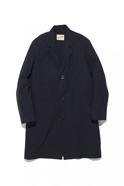 FRANK LEDER<br>BRUSHED COTTON / COAT