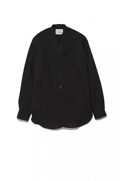 FRANK LEDER<br>TRPL WASHED THIN COTTON / SHIRT