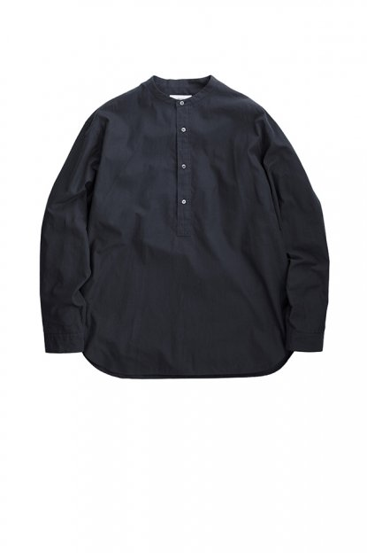 Graphpaper<br>Band Collar Shirt