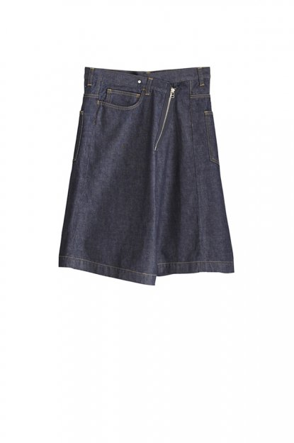 Graphpaper<br>Wrapped Denim Short Pant OW