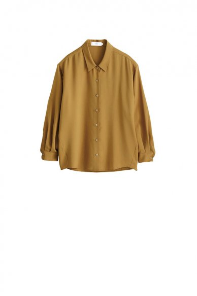 Graphpaper<br>Viscose Twill Nallow Blouse
