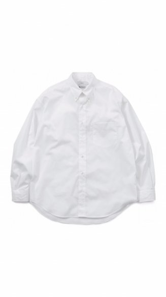 Graphpaper<br>THOMAS MASON Long Sleeve B.D.  Shirt