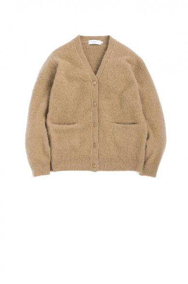 Graphpaper<br>Cashmere Shaggy Cardigan
