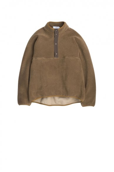 Graphpaper<br>Wool Boa High Neck Pullover