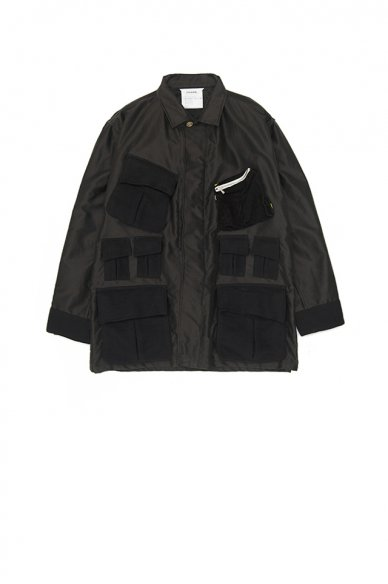 DIGAWEL<br>POCKET SHIRT JACKET