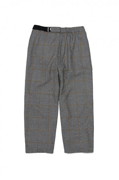Graphpaper<br>Glencheck Wool Cook Pants