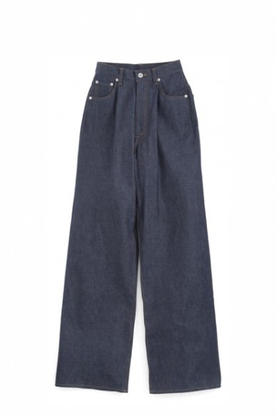 Graphpaper<br>Wide Straight Denim