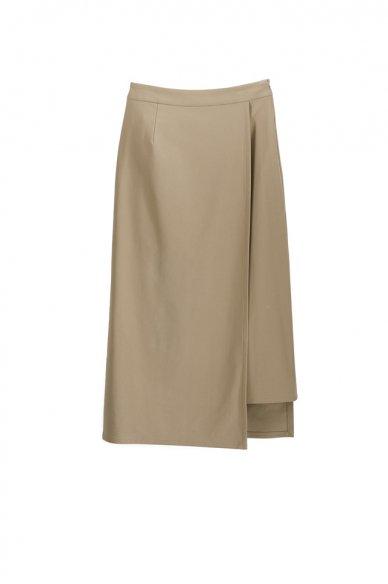 -SALE-<br>Graphpaper<br>Meryl Nylon Wrap Skirt