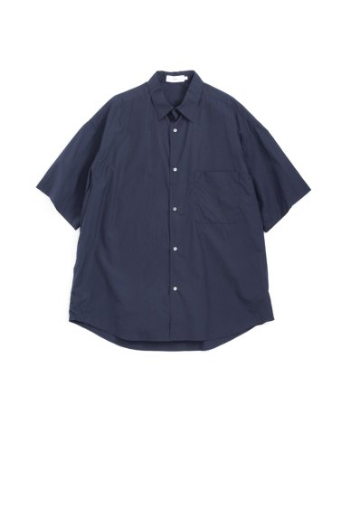 Graphpaper<br>Broad Oversized S/S Shirt