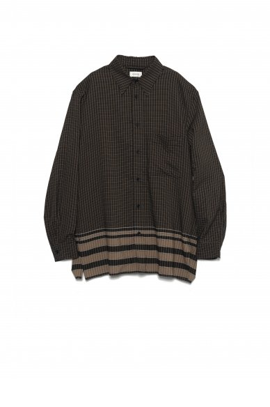 LEMAIRE<br>STRAIGHT COLLAR SHIRT